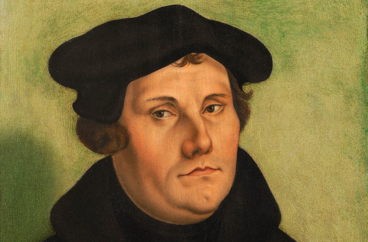 """Luther & the """"Five Solas"""" of the Reformation 