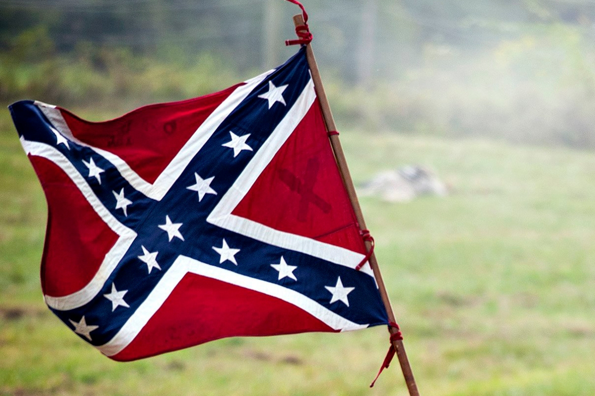 "Why did Southern Baptists say ""No"" to the Confederate Flag?"