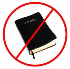 Christians Don't Need the Bible?