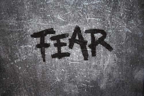 Calming Fear with Fear? Yes,really…