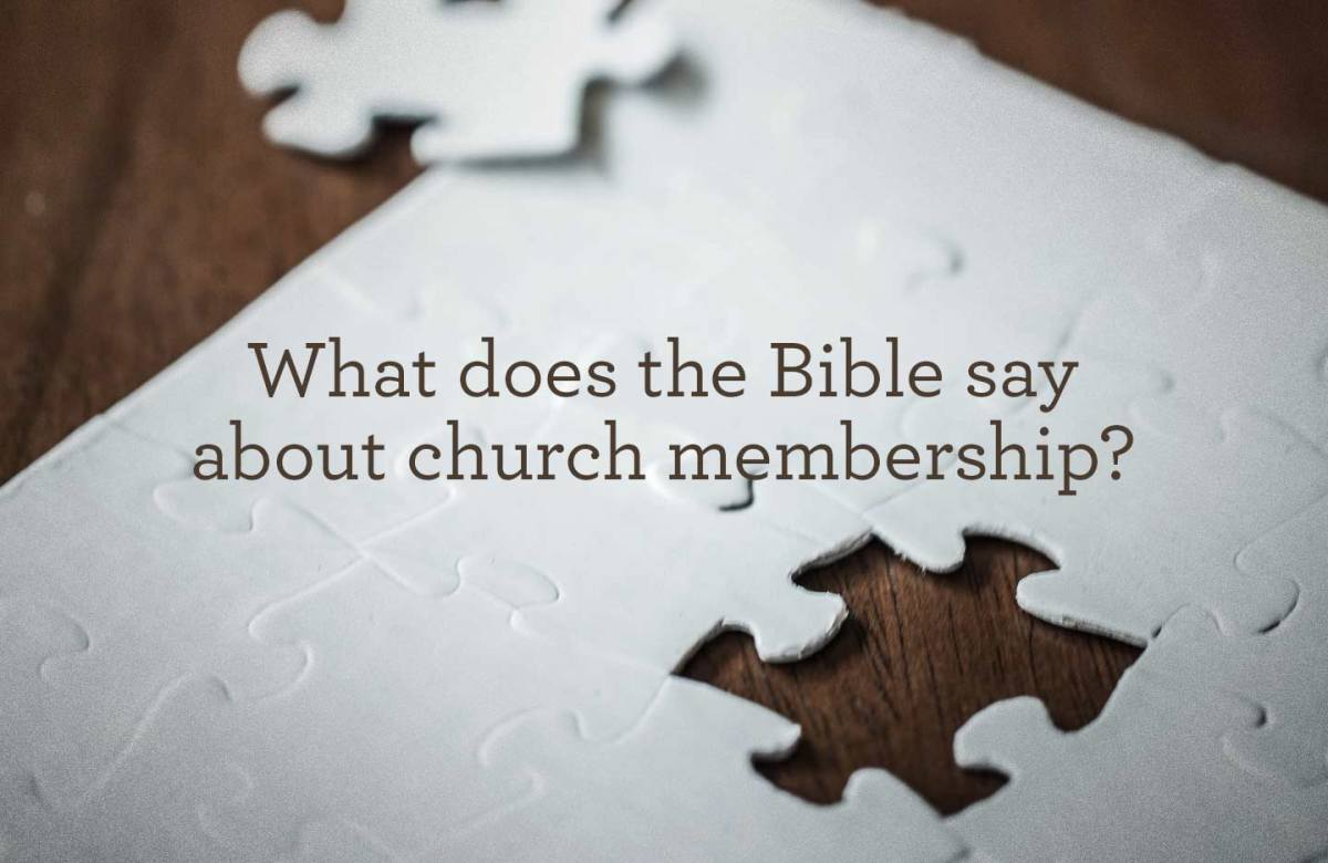 Is Church Membership in the Bible?