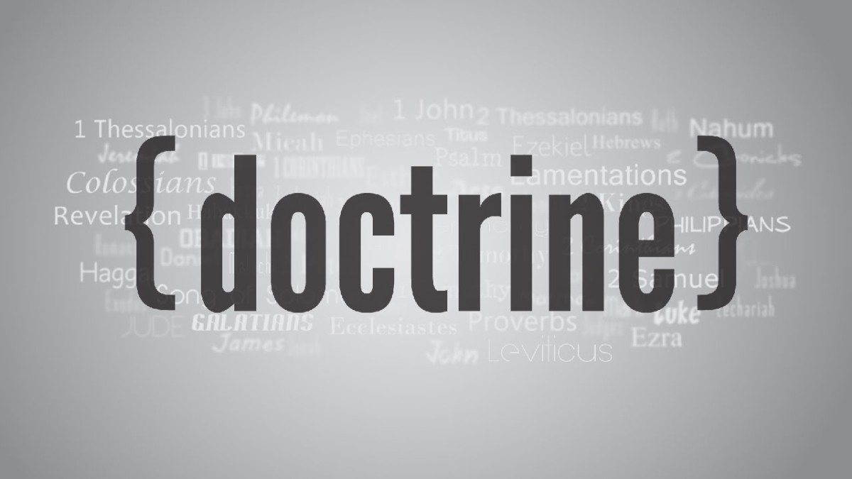 Should you care aboutDoctrine?