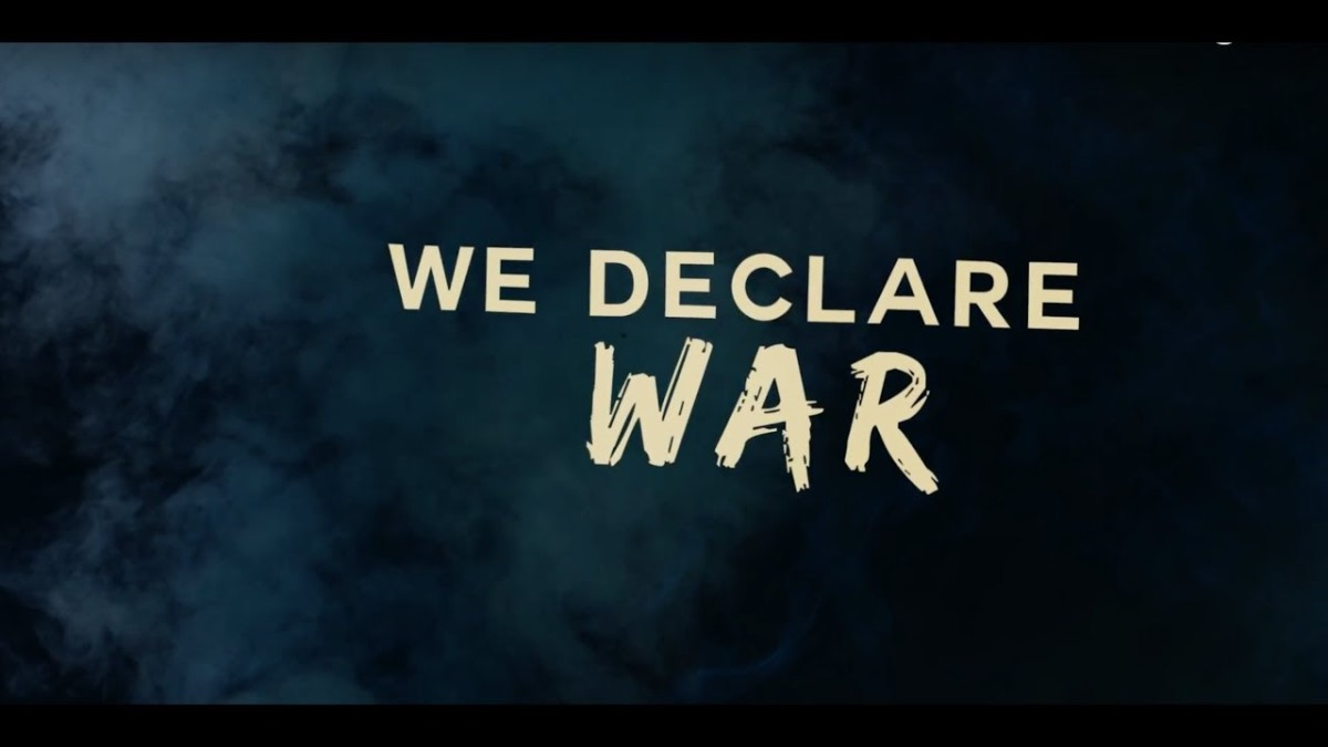 Declaring War on the Messiah