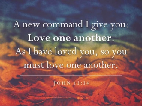 Image result for love one another